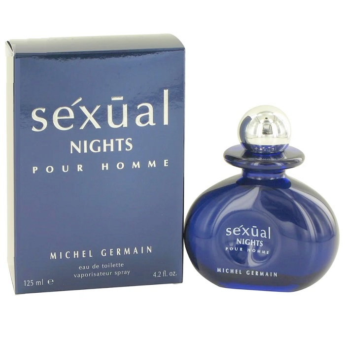 Sexual Nights Cologne by Michel Germain 4.2oz Eau De Toilette Spray for men